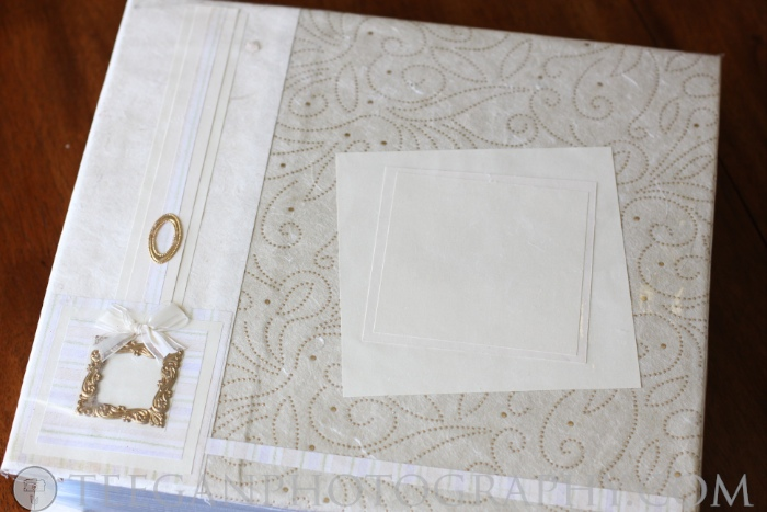 Wedding Scrapbook Album Album of Wedding Planning