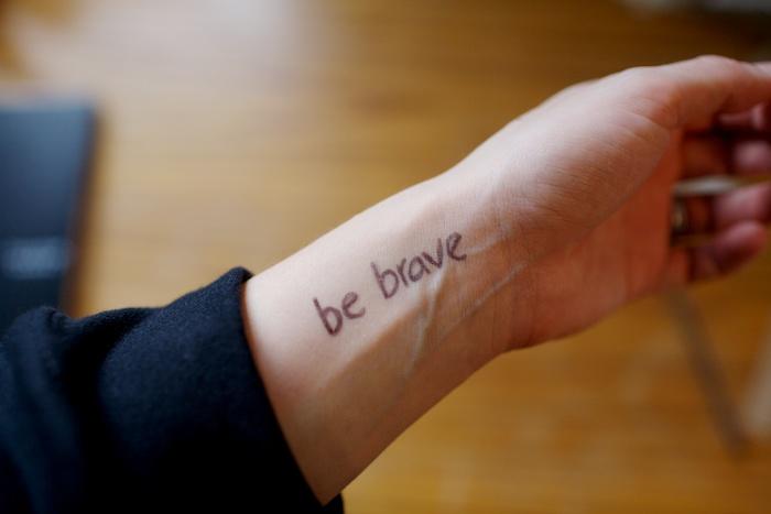 BRAVE  001