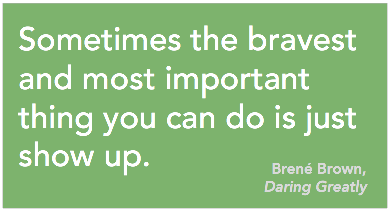 Brave - Brene Brown