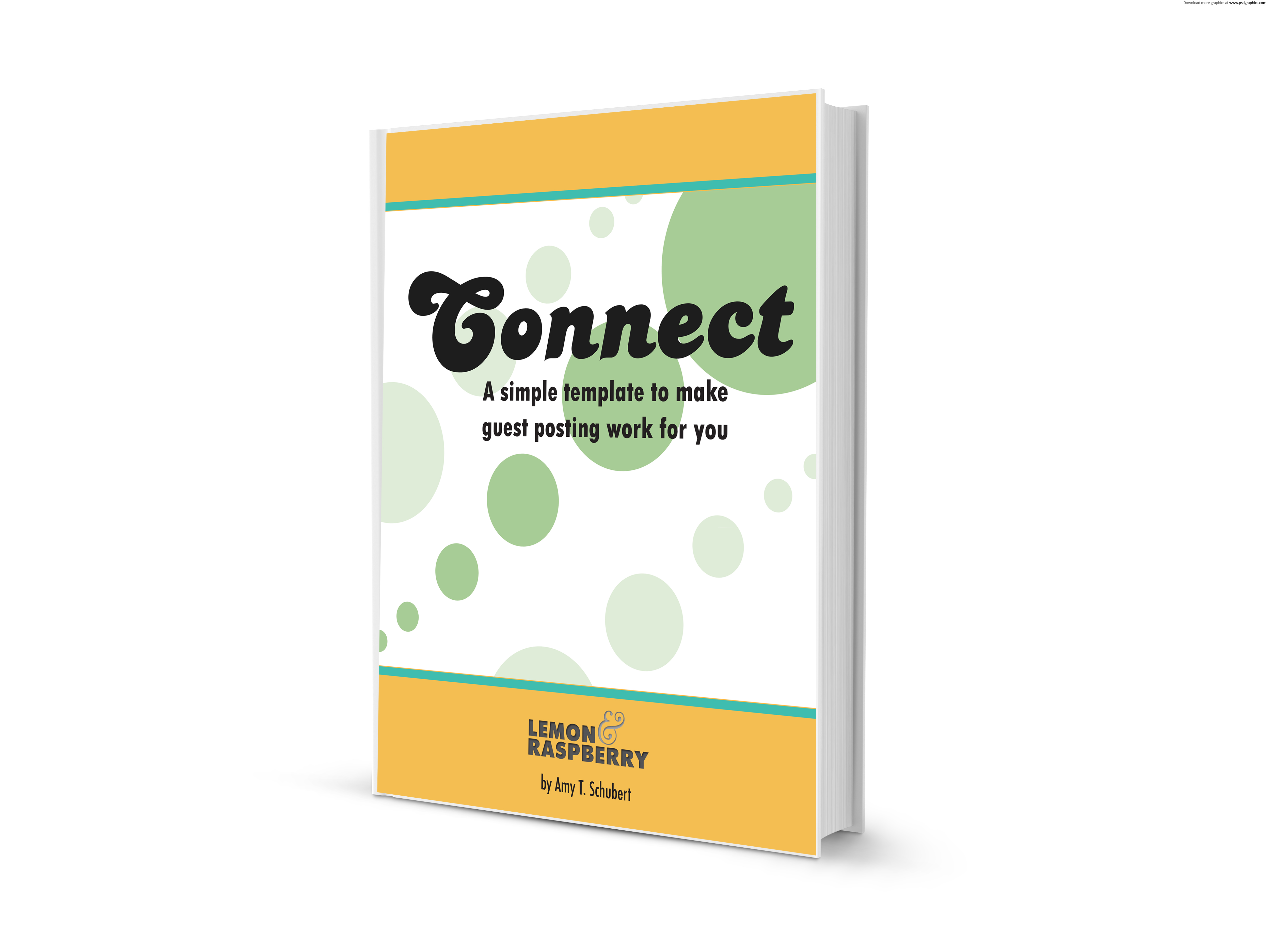 Connect: Guest posting template