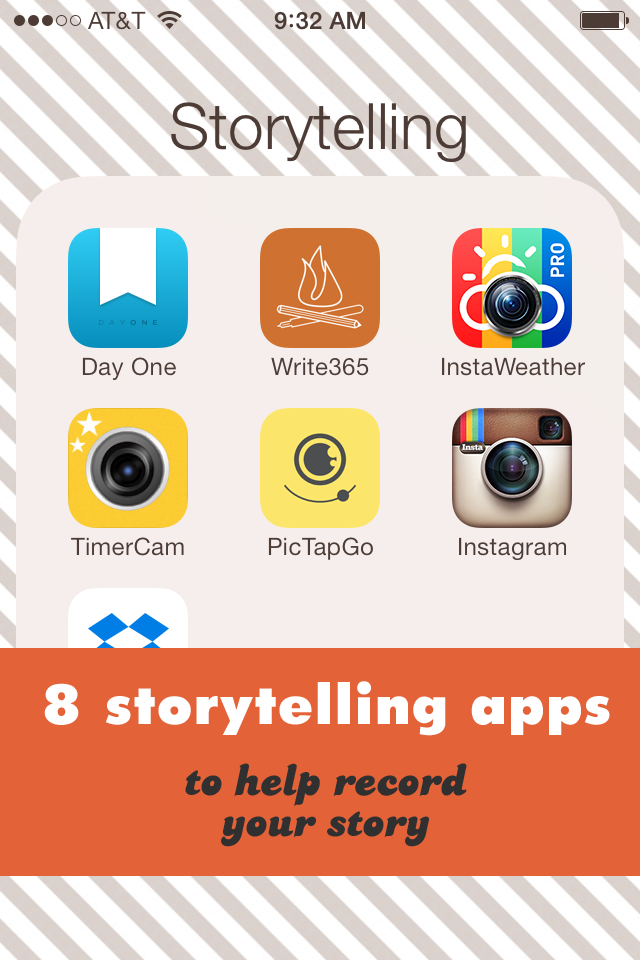 Storytelling apps - Lemon and Raspberry