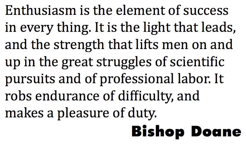 bishop doane