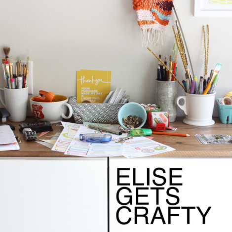Elise Gets Craft podcast